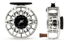 "Abel SDF Fly Reel - ""Platinum"" Ported"