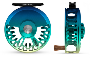 "Abel VAYA Fly Reel - ""Flats Fade"" - SOLD!!!"