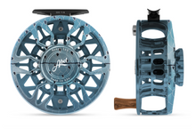 "Abel SDS Fly Reel - ""Satin Slate"" Matte Grey"