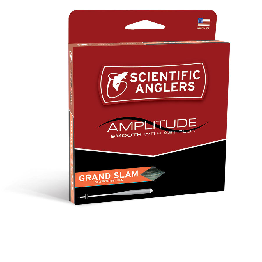 Scientific Anglers Amplitude Smooth Grand Slam Fly Line (Bonefish/Permit/Tarpon) - NEW!