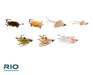 PERMIT Assortment - RIO Flies