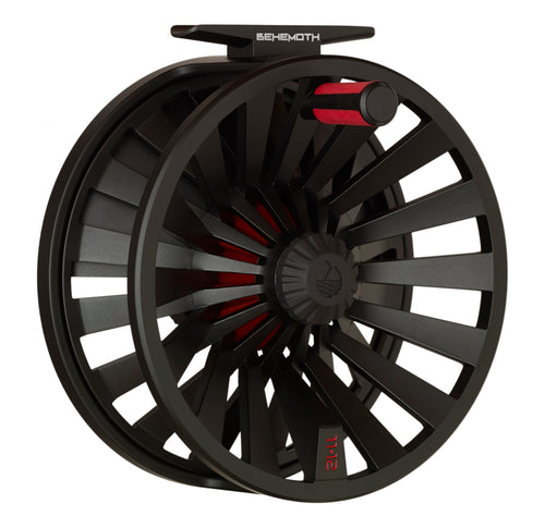Redington BEHEMOTH Fly Reel - Black