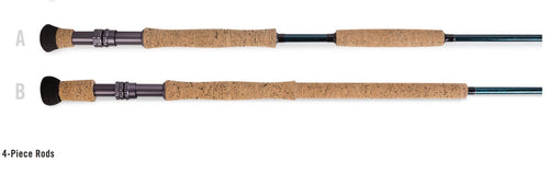 TFO Bluewater Offshore / Big Game Saltwater Fly Rods