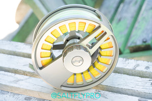 NEW! Waterworks-Lamson Cobalt 12 Fly Fishing Reel - Waterproof to 100ft!
