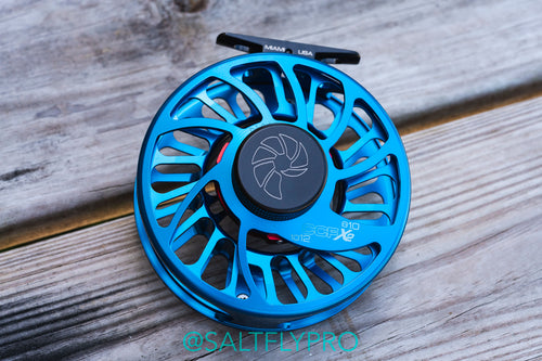 Nautilus CCF-X2 Fly Reel - 10/12 WT in Blue