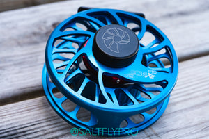 Nautilus CCF-X2 Fly Reel - 6/8 WT in Blue (Special Order Color)