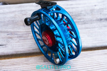 Nautilus CCF-X2 Fly Reel - 10/12 WT in Blue (Special Order Color)