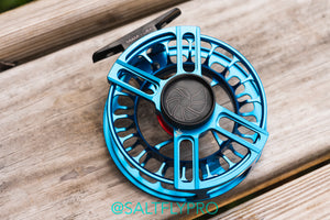 Nautilus X-Series Fly Reels - Blue XL 6/7 WT