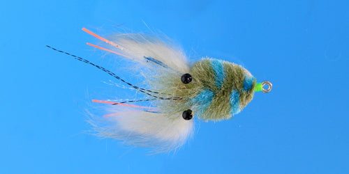 EP Flies - Tarpon Crab Blue #2/0
