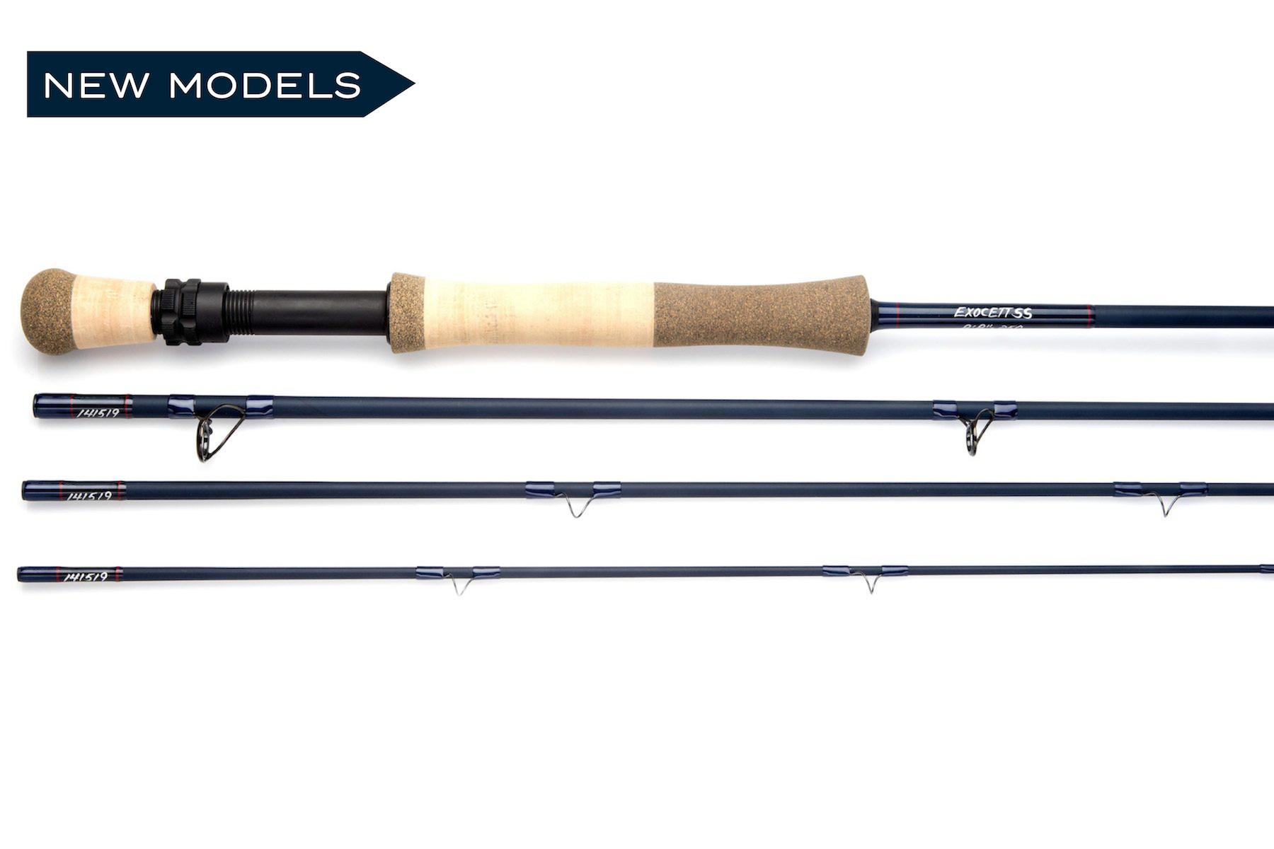Thomas & Thomas Exocett SS Saltwater Fly Rods - NEW Models!