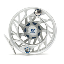 Hatch Finatic 12 Plus Gen 2 Saltwater Fly Reels - Gray