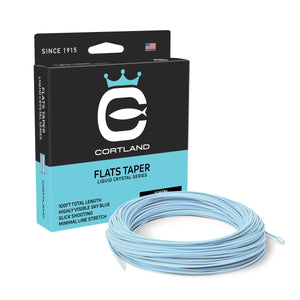 Cortland Flats Taper Fly Line