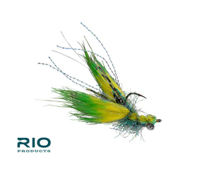 RIO Flies - Cray Cray Green #6