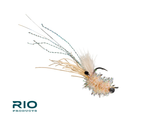 RIO Flies - Banana Stand Tan #8