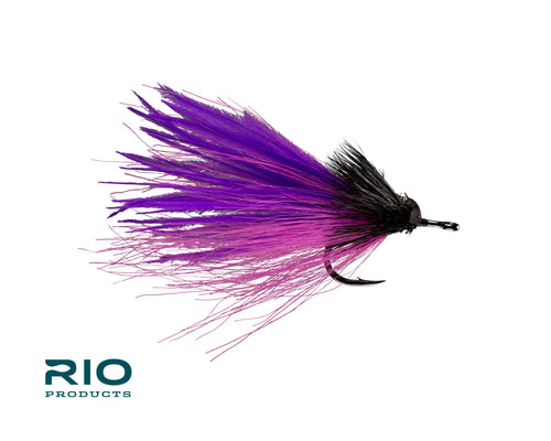 RIO Flies - Dread Pirate Purple/Pink #1/0