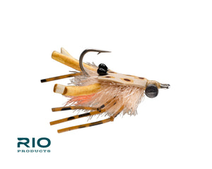 RIO Flies - Kahuna Crab Tan #1