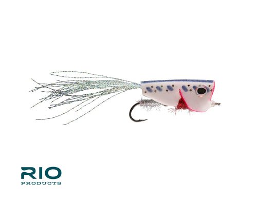 RIO Flies - Loco Motion White/Blue #2