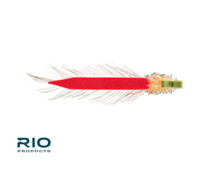 RIO Flies - Palolo Slider Red #2