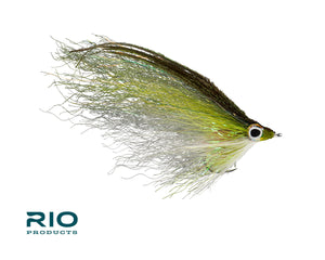 RIO Flies - Student Loan Olive #6/0
