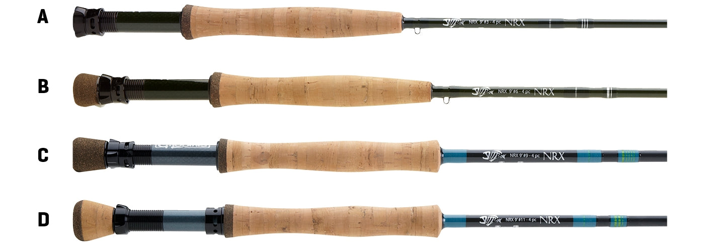 """NEW DISCOUNTED G.Loomis NRX 1088-4 9/'0/"""" 8wt 4pc Fly Rod"""