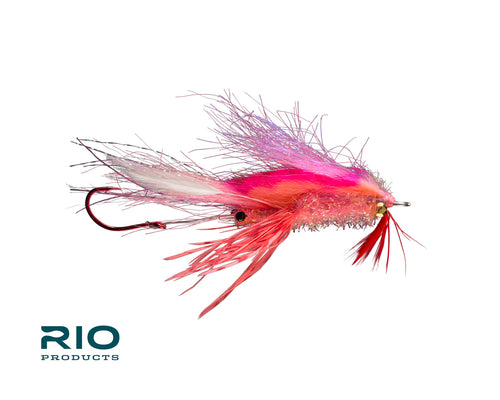 RIO Flies - RIO's Ghostbuster Shrimp #2 - Pink