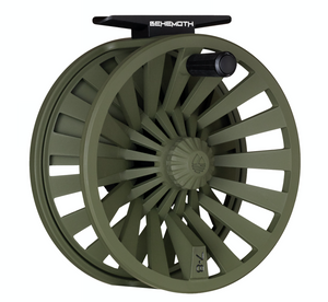 Redington BEHEMOTH Fly Reel - O.D. Green (NEW Color!)