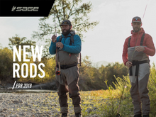 Sage PAYLOAD Fly Rods - NEW!!!
