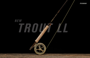 Sage TROUT LL Fly Rods - NEW!