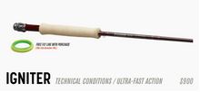 Sage IGNITER Fly Rods - Freshwater
