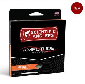 Scientific Anglers Amplitude Infinity Salt Fly Line - NEW!