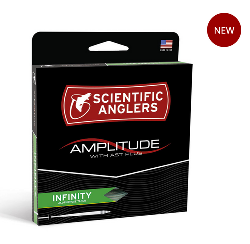 Scientific Anglers Amplitude Infinity Fly Line - NEW!