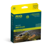 RIO Creek Freshwater Fly Line - NEW!