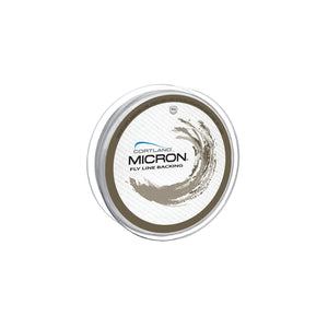 Cortland Micron Fly Line Backing - White (20lb)