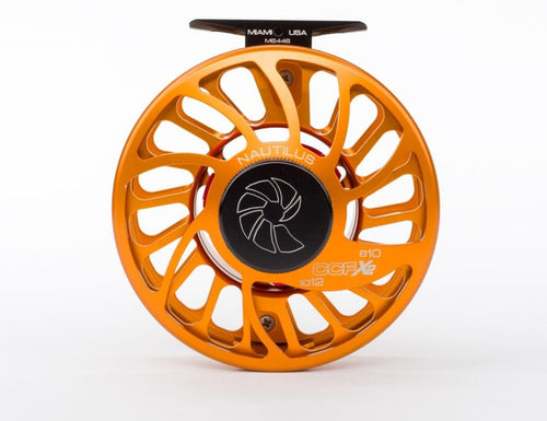 Nautilus CCF-X2 Fly Reels - Orange