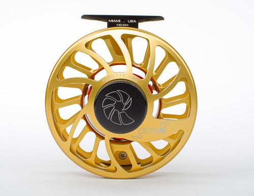 Nautilus CCF-X2 Fly Reels - Gold