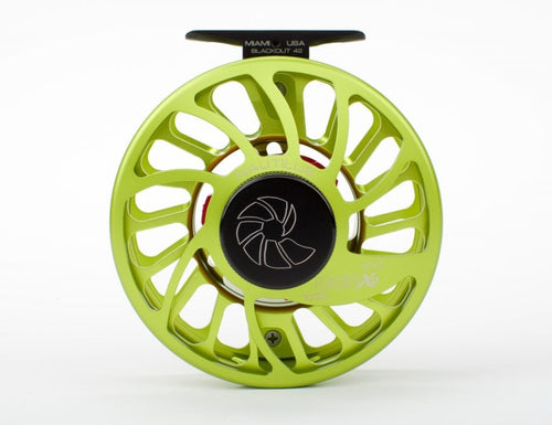 Nautilus CCF-X2 Fly Reels - Key Lime