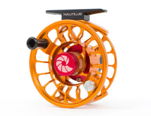 Nautilus X Series Fly Reels - Orange