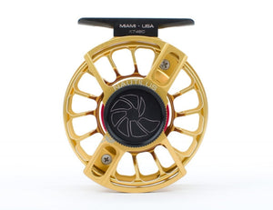 Nautilus X Series Fly Reels - Gold