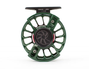 Nautilus X Series Fly Reels - Green
