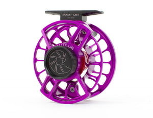 Nautilus X Series Fly Reels - Purple / Violet