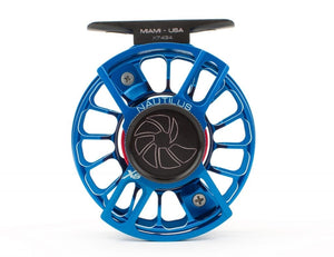 Nautilus X Series Fly Reels - Blue