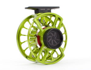 Nautilus X Series Fly Reels - Key Lime