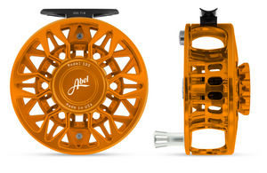 "Abel SDS Fly Reel - ""Orange"""