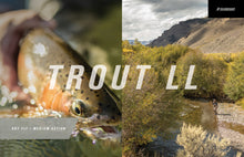 Sage TROUT LL Fly Rod Outfit with Trout Reel (Select a Size)
