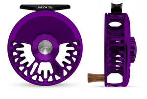 "Abel VAYA Fly Reel - ""Purple"" - NEW!!!"