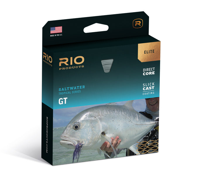 RIO ELITE GT Fly Line - NEW for 2021!