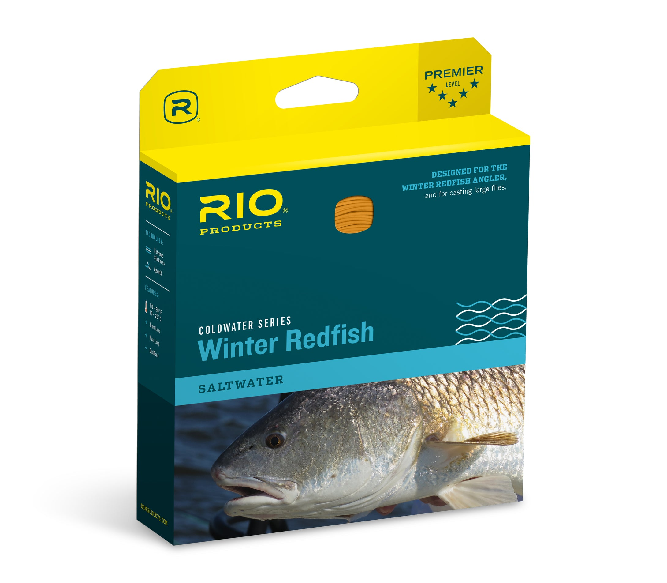 RIO Winter Redfish Saltwater Fly Line