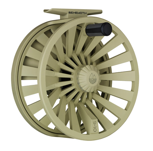 Redington BEHEMOTH Fly Reel - Desert Tan