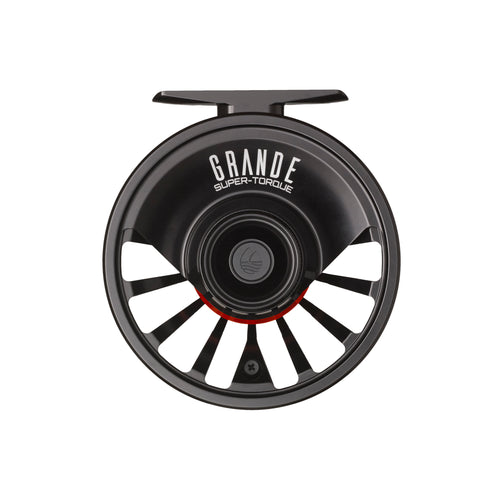 Redington GRANDE Fly Reel - Black