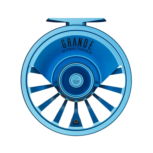 Redington GRANDE Fly Reel - Marine Blue